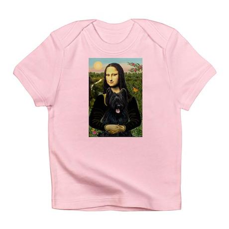 Mona / Briard Infant T-Shirt