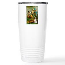 Spirit/Brittany Spaniel Travel Mug