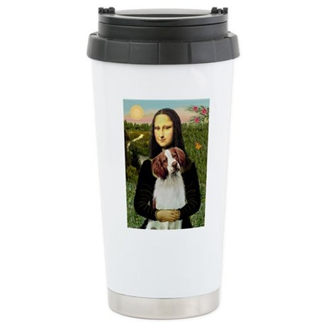 Mona / Brittany S Stainless Steel Travel Mug