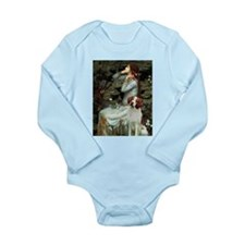Ophelia /Brittany S Long Sleeve Infant Bodysuit