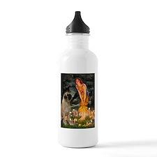 Fairies / Bullmastiff Water Bottle