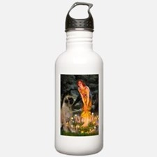 Fairies / Bullmastiff Water Bottle