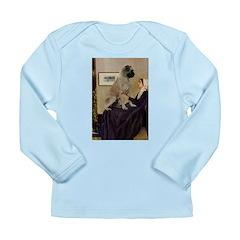 Whistler's / Bullmastiff Long Sleeve Infant T-Shir