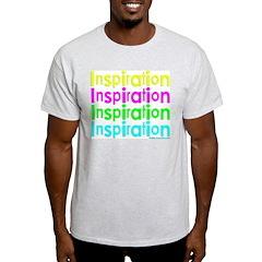 Inspiration (4 color) Ash Grey T-Shirt