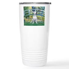 Bridge-BullTerrier (P) Travel Coffee Mug