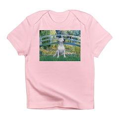 Bridge-BullTerrier (P) Infant T-Shirt