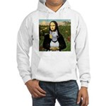 Mona's Bull Terrier Hooded Sweatshirt