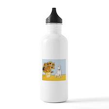 Sunflowers / Bully #4 Water Bottle