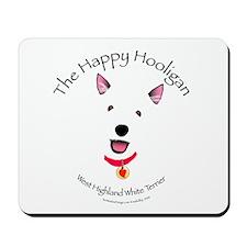 Happy Hooligan Mousepad