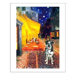 Cafe / Catahoula Leopard Dog Posters