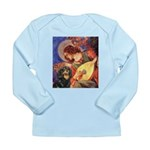 Angel (3) & Cavalier (BT) Long Sleeve Infant T-Shi