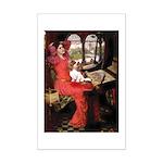 The Lady's Cavalier Mini Poster Print