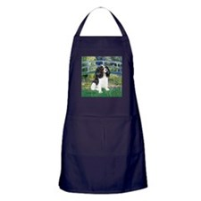 Bridge & Tri Cavalier Apron (dark)