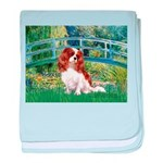 Bridge / Cavalier baby blanket