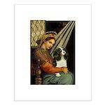 Madonna & Tri Cavalier Small Poster