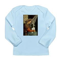 Madonna & Tri Cavalier Long Sleeve Infant T-Shirt
