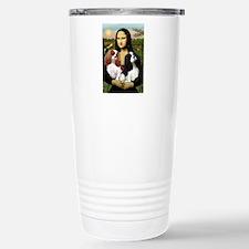 Mona's 2 Cavaliers Travel Mug