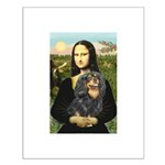 Mona's Cavalier (BT) Small Poster