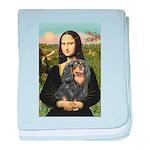 Mona's Cavalier (BT) baby blanket