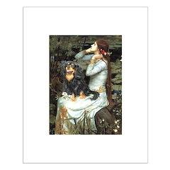 Ophelia & Cavalier (BT) Posters