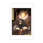 Queen & Cavalier (BT) Mini Poster Print