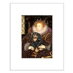 Queen & Cavalier (BT) Small Poster