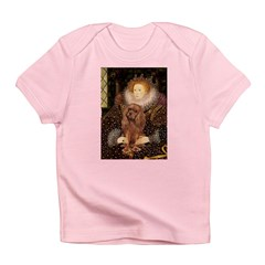 The Queen's Ruby Cavalier Infant T-Shirt