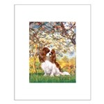 Spring & Cavalier Small Poster