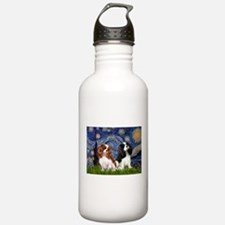 Starry Cavalier Pair Water Bottle