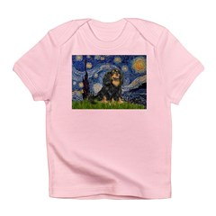 Starry Night Cavalier Infant T-Shirt