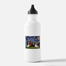 Starry / 4 Cavaliers Water Bottle