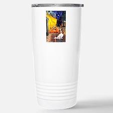 Cafe & Cavalier Stainless Steel Travel Mug