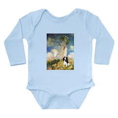 Umbrella / Tri Cavalier Long Sleeve Infant Bodysui
