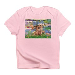 Lilies / Chihuahua (lh) Infant T-Shirt