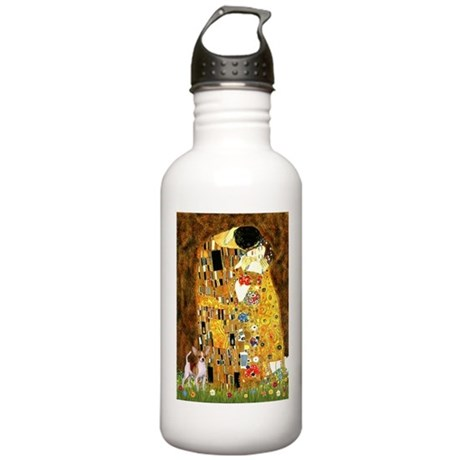 The Kiss & Chihuahua Stainless Water Bottle 1.0L