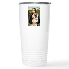 Mona Lisa's Shar Pei (#5) Travel Mug