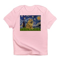 Starry / Chow #! Infant T-Shirt