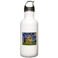 Starry / Chow #! Water Bottle