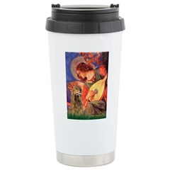Angel (3) & Cocker (7) Travel Mug