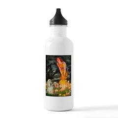Midsummer / Cocker Spaniel Water Bottle