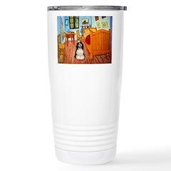 Room/Cocker (Parti) Travel Mug