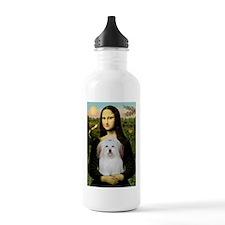 Mona's Coton de Tulear Water Bottle
