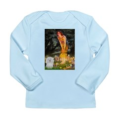 Midsummer's Eve Coton Long Sleeve Infant T-Shirt