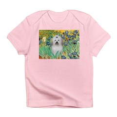 Irises / Coton Infant T-Shirt