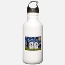Starry / Coton Pair Water Bottle