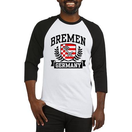 Bremen Germany Baseball Jersey