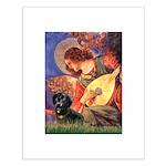 Mandolin Angel & Doxie (BT) Small Poster