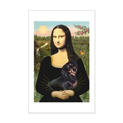 Mona's Dachshund Posters