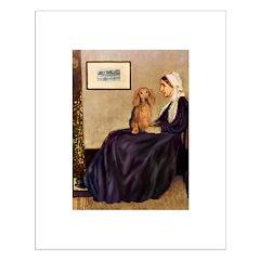Whistler's /Dachshund(LH-Sabl) Posters
