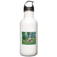 Bridge / Dalmatian #1 Water Bottle